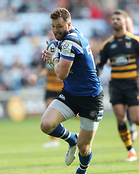 Bath's Max Wright during the Heineken European Champions Cup match at the Ricoh Arena, Coventry.