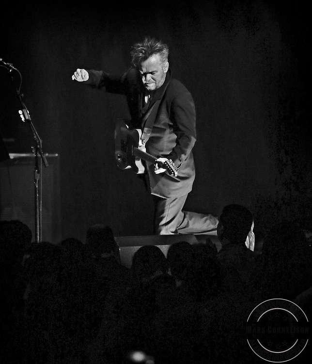 John Mellencamp brought his Spoken Word tour to the Louisville Palace  on Friday January 23, 2015 in Louisville, Ky. Photo by Mark Cornelison