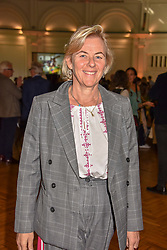 Countess Dora della Gherardesca at the ASAP VIP lunch (African Solutions To African Problems) held at the RHS Lindley Hall, 80 Vincent Square, London, England. 10 October 2018.
