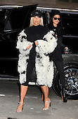 Kim Kardashian night out
