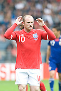 Wayne Rooney (England), May 30, 2010 - Football : World Cup South Africa 2010 test match ,  match between Japan 1-2 England  at Libenau stadium, Graz, Austria, (Photo by Enrico Calderoni/AFLO SPORT) [0391]