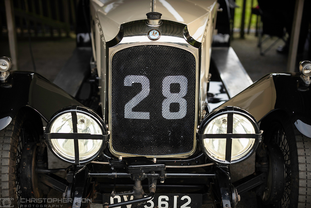 Car number 28.<br /> Picture date: Saturday April 6, 2019.<br /> Photograph by Christopher Ison ©<br /> 07544044177<br /> chris@christopherison.com<br /> www.christopherison.com