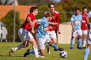Cockburn City v Perth Soccer Club
