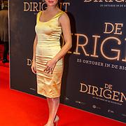 NLD/Amsterdam/20181023 -  Film premiere De Dirigent, Janna Fassaert