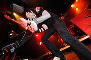 The Birthday Massacre performs at Highline Ballroom on April 27, 2009. New York City, New York