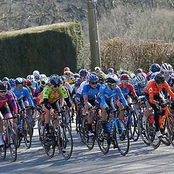 25-04-2021: Wielrennen: Luik Bastenaken Luik (Vrouwen): Luik