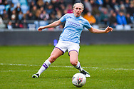 Manchester City Women forward Pauline Bremer (9) in action during the FA Women's Super League match between Manchester City Women and West Ham United Women at the Sport City Academy Stadium, Manchester, United Kingdom on 17 November 2019.