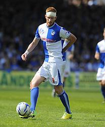 Bristol Rovers' Matt Harrold - Photo mandatory by-line: Joe Meredith/JMP - Mobile: 07966 386802 03/05/2014 - SPORT - FOOTBALL - Bristol - Memorial Stadium - Bristol Rovers v Mansfield - Sky Bet League Two