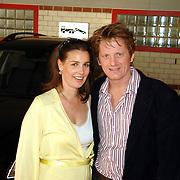 NLD/Amsterdam/20070602 - Toppers in Concert 2007, Prins Pieter Christiaan en partner prinses Anita van Eijk