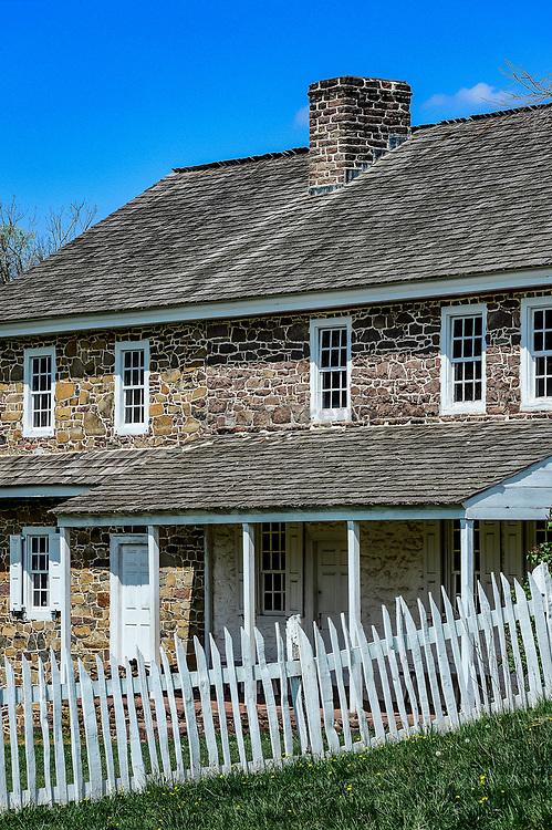 Danial Boone Homestead, Birdsboro, Pennsylvania, USA