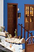 Blue House, Chirche, Tenerife, Spain