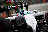 MASSA Felipe (Bra) Williams F1 Mercedes Fw36 Action  during the 2014 Formula One World Championship, Italy Grand Prix from September 5th to 7th 2014 in Monza, Italy. Photo Florent Gooden / DPPI