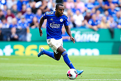 Ricardo Pereira of Leicester City - Mandatory by-line: Robbie Stephenson/JMP - 11/08/2019 - FOOTBALL - King Power Stadium - Leicester, England - Leicester City v Wolverhampton Wanderers - Premier League