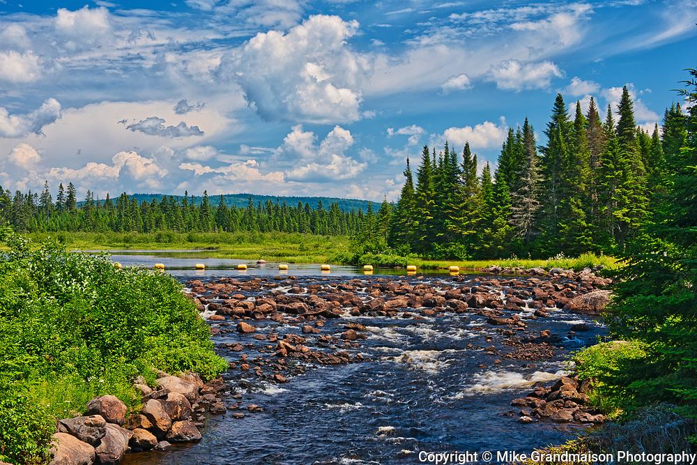 Riviere du Diable<br />Parc national du Mont-Tremblant (not a Canadian national park)<br />Quebec<br />Canada