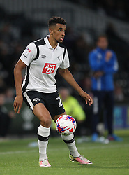 Nick Blackman of Derby County in action - Mandatory by-line: Jack Phillips/JMP - 09/08/2016 - FOOTBALL - iPro Stadium - Derby, England - Derby County v Grimsby Town - EFL Cup First Round