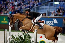GUERY Jerome  (BEL) Grand Cru van de Rozenberg <br /> Genf - CHI Rolex Grand Slam 2017<br /> Credite Suisse Grand Prix<br /> © www.sportfotos-lafrentz.de