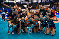 20190802 ITA: FIVB Tokyo Volleyball Qualification 2019 / Belgium - Netherlands, Catania