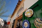 Craft shop in Sant Francesc, Formentera
