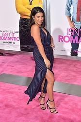 February 11, 2019 - Los Angeles, Kalifornien, USA - Chrissie Fit bei der Weltpremiere des Kinofilms 'Isn't It Romantic' im Theatre at Ace Hotel. Los Angeles, 11.02.2019 (Credit Image: © Future-Image via ZUMA Press)