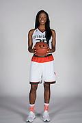 2017 Miami Hurricanes Women's Basketball Photo Day