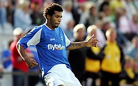 Fotball, treningskamp, Egersund, <br />EIK - Birmingham City FC , (2-0),<br />Jermaine Pennant,<br />Foto: Sigbjørn Andreas Hofsmo, Digitalsport