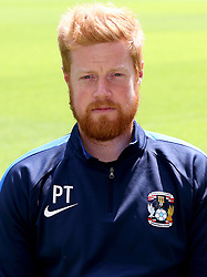 Paul Travis, Coventry City Performance Analyst