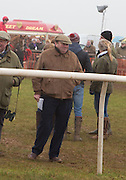 NICKY HENDERSON, Heythrop Point to Point. At a  new course at Cocklebarrow near Aldsworth. 11 January 2014