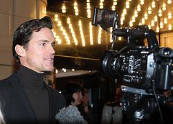 Glasgow Film Festival 2019<br /> <br /> Scottish Premier of Papi Chulo<br /> <br /> <br /> Pictured: Matt Bomer<br /> <br /> (c) Aimee Todd | Edinburgh Elite media