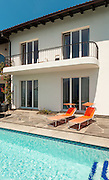 House, nice terrace with swimming pool