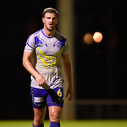 BRISBANE, AUSTRALIA - JANUARY 27: Michael McGowan of the Strikers looks on during the Kappa Silver Boot Grand Final match between Lions FC and Brisbane Strikers on January 27, 2018 in Brisbane, Australia. (Photo by Patrick Kearney)