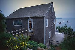 Summer House, Castine, Maine, US