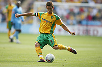 Photo: Rich Eaton.<br /> <br /> Coventry City v Norwich City. Coca Cola Championship. 09/09/2006. Captain of Norwich Adam Drury