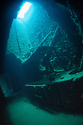The wrecks of Truk Lagoon : The Kensho Maru