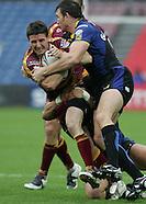 Huddersfield v Warrington 200708