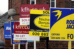 © London News Pictures. England. UK. 20/06/11. Mortgage lending rose by 12% in May 2011. FILE PICTURE. Caption should read LNP