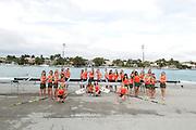 2010 Miami Hurricanes Rowing Photo Day