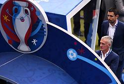 France Manager Didier Deschamps  - Mandatory by-line: Joe Meredith/JMP - 10/06/2016 - FOOTBALL - Stade de France - Paris, France - France v Romania - UEFA European Championship Group A