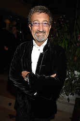 EDDIE JORDAN at The Diner Des Tsars in aid of Unicef to celebrate the launch of Quintessentially Wine held at the Guildhall, London EC2 on 29th March 2007.<br />