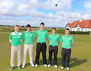 Famous 5 for Walker Cup