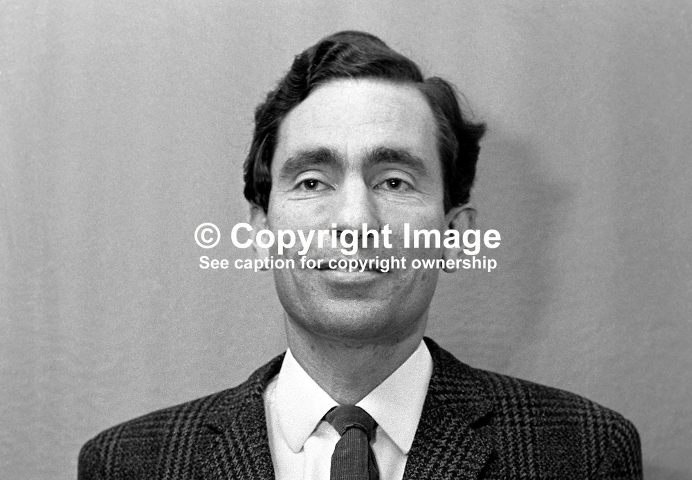 Albie Sachs, lawyer, anti-apartheid campaigner, South Africa, 197107000321b.<br /> <br /> Copyright Image from Victor Patterson, Belfast, UK<br /> <br /> t: +44 28 9066 1296 (from Rep of Ireland 048 9066 1296)<br /> m: +44 7802 353836<br /> e: victorpattersonbelfast@gmail.com<br /> <br /> www.images4media.com<br /> <br /> Please see my full Terms and Conditions of Use at https://www.images4media.com/p/terms-conditions - it is IMPORTANT that you familiarise yourself with them.<br /> <br /> Images used online incur an additional cost. This cost should be agreed in writing in advance. Online images must be visibly watermarked i.e. © Victor Patterson or that of the named photographer within the body of the image. The original metadata must not be deleted from images used online.<br /> <br /> This image is only available for the use of the download recipient i.e. television station, newspaper, magazine, book publisher, etc, and must not be passed on to a third party. It is also downloaded on condition that each and every usage is notified within 7 days to victorpattersonbelfast@gmail.com.<br /> <br /> The right of Victor Patterson (or the named photographer) to be identified as the author is asserted in accordance with The Copyright Designs And Patents Act (1988). All moral rights are asserted.
