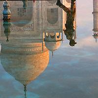 Taj Mahal, Agra, India.<br /> Photo by Shmuel Thaler <br /> shmuel_thaler@yahoo.com www.shmuelthaler.com