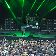 Motörhead performing live at the Eden Sessions, Saturday 27th June 2015 @ the Eden Project, Bodelva, Cornwall
