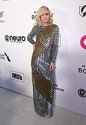 Judith Light attending the Elton John AIDS Foundation Viewing Party held at West Hollywood Park, Los Angeles, California, USA.