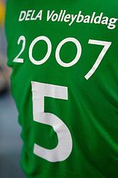 01-04-2007 VOLLEYBAL: DELA VOLLEYBALDAG: EINDHOVEN<br /> In de Eindhovense Indoor Sportcentrum beleefde de medewerkers van hoofdsponsor DELA een clinic en volleybaldag met het Nederlandse damesvolleybalteam / item creative dela<br /> ©2007-WWW.FOTOHOOGENDOORN.NL