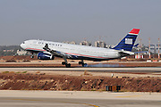 Israel, Ben-Gurion international Airport US Airways Airbus A330-243