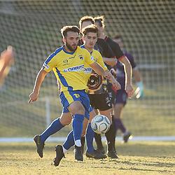 13th July 2019 - NPL Queensland Senior Men RD24: Gold Coast United v Magpies Crusaders FC