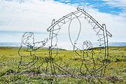 Port au choix national historic site, Newfoundland, Canada
