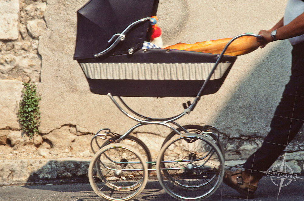 Baby stroller, Fance.