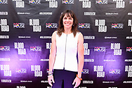Rebecca Rusch on the red carpet at the screening of Blood Road at the Bluebird Theater in Denver, CO, USA on 27 June, 2017.
