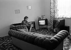 Crabtree Farm Estate, Nottingham UK 1988